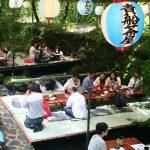 京都の川床 貴船でランチしながら最高の仲間との交流会